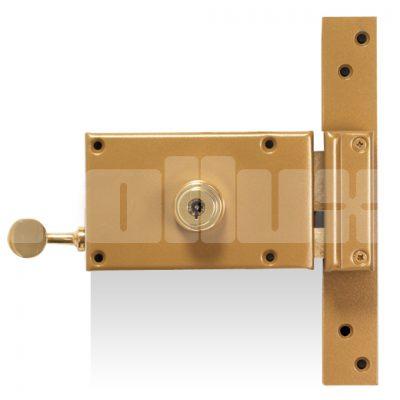 Applique horizontale à recouvrement à tirage-0