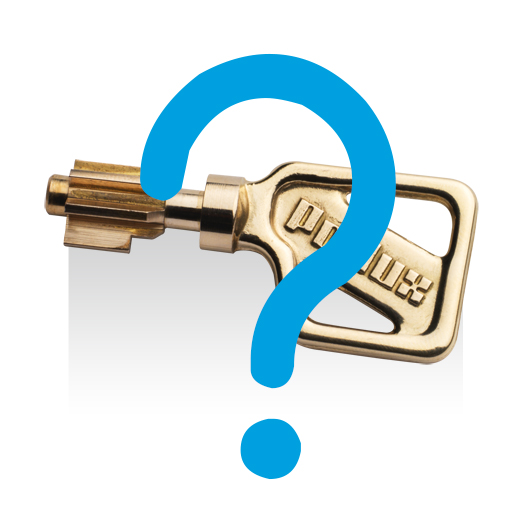 Comment reconnaitre le modèle de ma clé ?